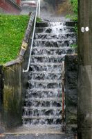 Stair Well by BeauNestor