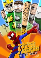 Peter Parker vs The World by lukehumphris