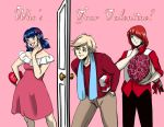 Miraculous Ladybug: Who's your valentine? by Rice-Lily