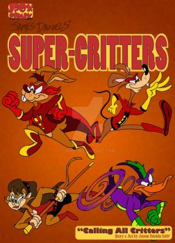 Introducing The Super Critters by jpox