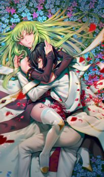 The end of Lelouch by whoareuu