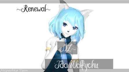 ||:.MMD.:|| Wolfychu ||:.test model+DL.:|| by Stepashka-Tyan