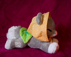 Leif: Sushi Dog Plush by NoxxPlush