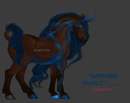 ADOPTABLE! Ends 7/3/15 by THE-WEATHERED-RAVEN