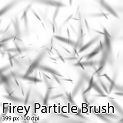 Firey Particle Brush [Download In Desc] by AwesomeStock