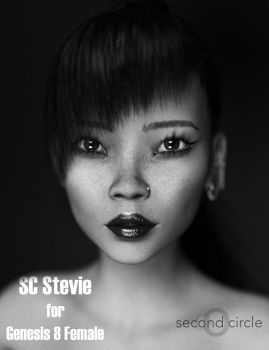 SC Stevie for Genesis 8 Female by second-circle