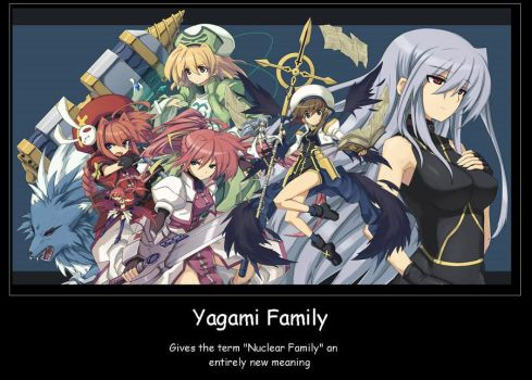 Yagami Family by Andarion
