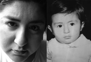 Me and Baby Me by B-Len