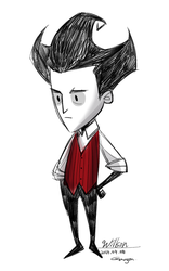 Don't Starve 11 by Ganym0