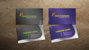 Corporate Business Card 1 by GoddyDesigns