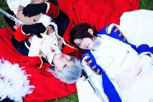 APH COSPLAY / Prussia by kid13784