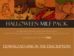 Halloween milf pack (DOWNLOAD IN THE DESCRIPTION) by SuperSpoe