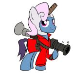 Phantom Horn as The Soldier by Xain-Russell