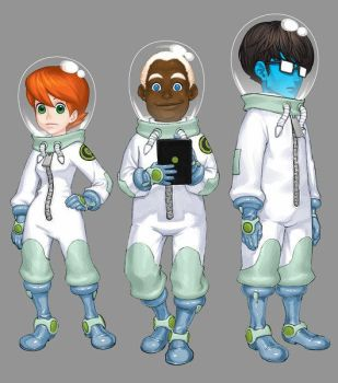 Scientists by monstergalaxy