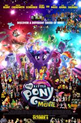 Pooh's Adventures of My Little Pony: the Movie by Brerdaniel