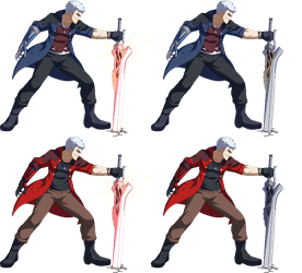 DMC5 Nero Pixel by Oniika