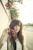 Asian Girl no. 1 by toivq