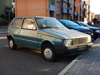 1988 Fiat Uno CS by GladiatorRomanus