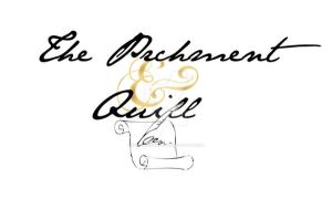 Parchment and Quill Logo 3 by XenatheConqueror