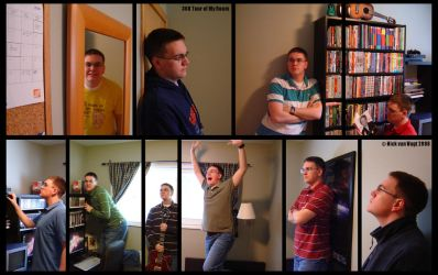 360 Tour of My Room by Nicktrunks