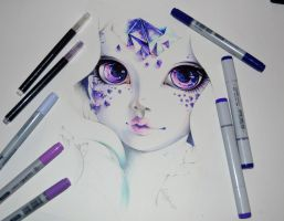 Lady Amethyst by Lighane