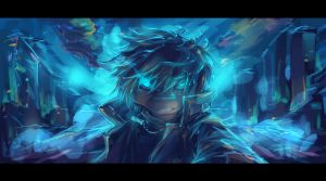 Too late. for Speedpainting by Fany001