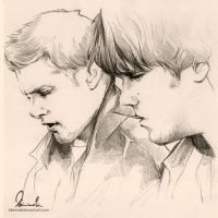 Young Brothers by kleinmeli