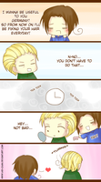 APH: I'm So Useful Yey by CenaFenrier