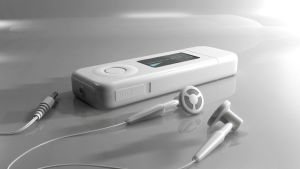 Mp3 Player - 3DS Max by bpenaud