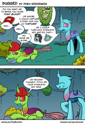 Bugged by Pony-Berserker