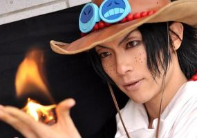 portgas d. ace_6 by kaname-lovers