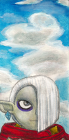 Ghirahim bookmark by DarkWindCimba