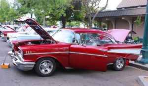 1957 Chevy by StallionDesigns