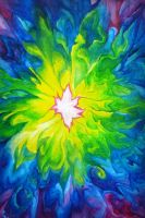 Colour Explosion by Kyla-Nichole