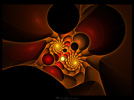 Fractal Exploration 01 by Senthrax