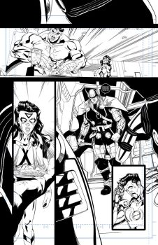 Avengers Assemble #9 tryout page 11 by 122476