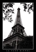 La Tour Eiffel by PeterZen