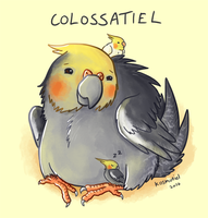 Colossatiel by Kosmotiel