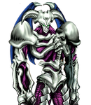 Summoned Skull png yugioh by Carlos123321