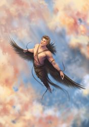 Icarus by Pegahoul
