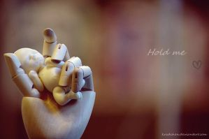 Hold me by Kradchen