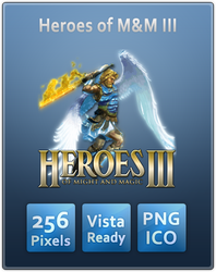 Heroes of Might and Magic III by SkullBoarder