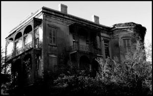 Haunted Mansion by SZenz