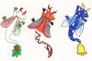 flizards only middle one left by adoptables157