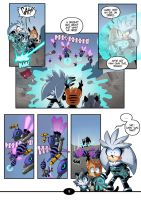 ''Heroes come back'' Chapter 4 Page 9 by FinikArt