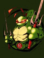 Raph  Colors by CartoonWatch