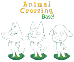 Animal Crossing Base! - $15/1500pts by gatorstooth