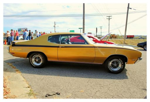 A 1970 Buick GSX by TheMan268