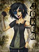 L.O.R - The Joker Card by xXxBLUExROSExXx