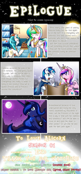 To Love Alicorn Part Epilogue (Season 1) by vavacung
